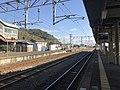 View from platform of Hizen-Yamaguchi Station.jpg