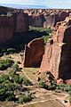 View of Canyon de Chelly from Sliding House Overlook in October 2015.jpg