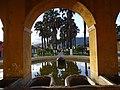 View of Park through Arch - Antigua Guatemala - Guatemala (15993697652).jpg