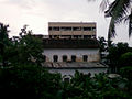 View of an old house and new building at Kakinada.jpg