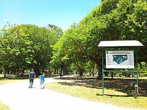 Viharamahadevi Park - Viharamahadevi Park