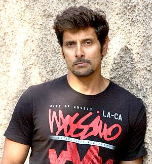 Vikram (actor) - Vikram in 2014