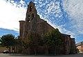 Villafáfila, Iglesia de Santa Maria, fachada noroeste.jpg