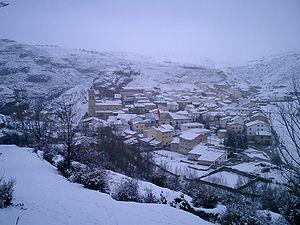 Montes Universales - Image: Villar del Cobo