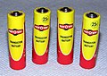 "Vintage Ray-O-Vac ""AA"" Batteries for Transistor Radios (8545788131).jpg"