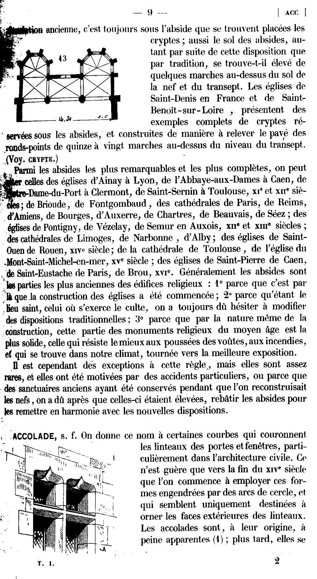 Linteau En Arc De Cercle page:viollet-le-duc - dictionnaire raisonné de l