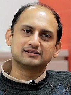 Viral Acharya Indian economist