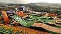 Visão da arquibancada da pista olimpica BMX1.jpg