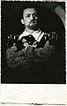 "Vlada Popović kao Grof Luna u ""Trubaduru"" Đuzepe Verdija, 1952, fotograf Jovan Polzović.jpg"