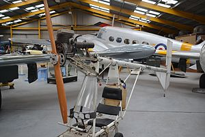 Volmer VJ-24 Sunfun at Newark Air Museum.jpg