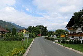 Volog Place in Styria, Slovenia