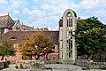 Volt Mária Magdolna (Helyőrségi) templom tornya és falmaradványai (111. számú műemlék) 6.jpg