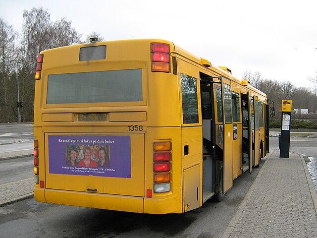 Большинство школьных автобусов в Дании не соответствуют нормам безопасности?