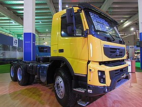 Heavy Duty Trucks >> Volvo FMX - Wikipedia