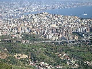 Vomero Vomero District, Naples, Italy