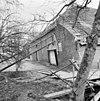 voorgevel schuur - huizinge - 20118456 - rce