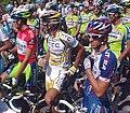 Vuelta a España 2010 - Nibali, Velits, Horrach Ripoll.jpg