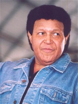 Chubby Checker in 2005