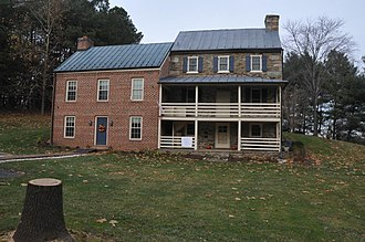 William Virts House - Image: WILLIAM WIRTS HOUSE, LOUDOUN COUNTY, VA