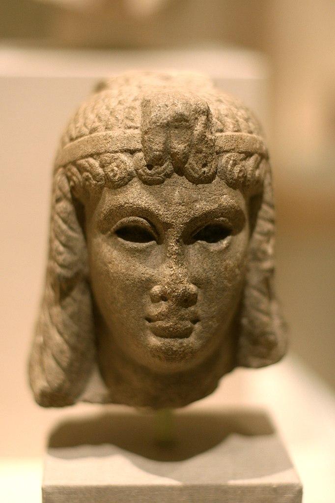 File Wla Brooklynmuseum Ptolemaic Queen Jpg Wikimedia