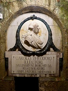 Relief im Untergeschoss der Alten Saline in Bad Reichenhall (Quelle: Wikimedia)