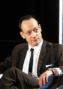 Ted Raimi tijdens WW Chicago 2015