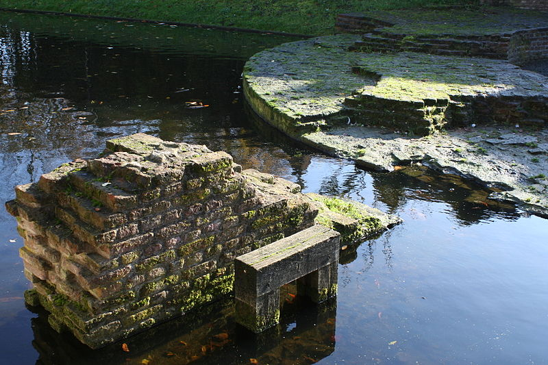 File:Wageningen old city ruins.JPG