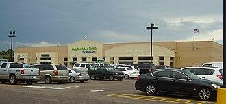 Walmart - Walmart Neighborhood Market in Houston, Texas
