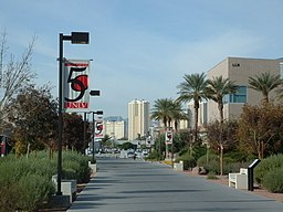 Walkway University Las Vegas