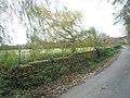Wall running alongside Watery Lane - geograph.org.uk - 1045794.jpg