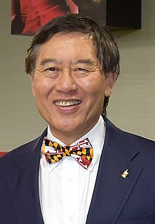 Wallace Loh American academic administrator