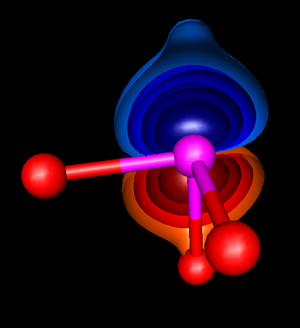 Wannier function - An example of WF in Barium Titanate.