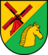 Coat of arms of Hamwarde