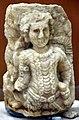 Warrior god from Hatra, Iraq. 2nd-3rd century CE. Sulaymaniyah Museum.jpg