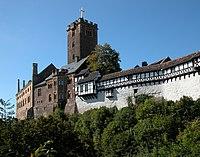 Eisenach: Wartburg-kastelo