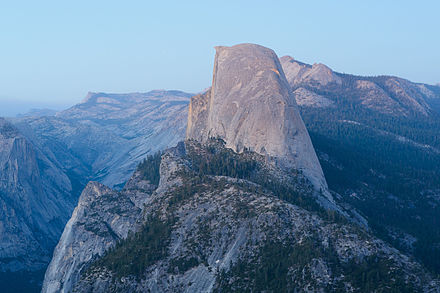 Half Dome from Washburn Point Washburn Point Yosemite August 2013 003.jpg