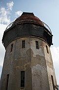 Wasserturm am Bahnhof Rathenow, Brandenburg (15169377042).jpg