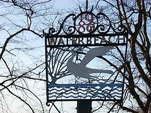 Waterbeach - Image: Waterbeach village sign