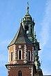 Wawel - Silver Bells Tower, Clock Tower.jpg