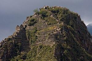 Wayna Picchu%2C Peru-27Oct2009