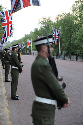 prince williams military. Wedding of Prince William of