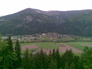 Weißenstein (von Kellerberg aus gesehen)