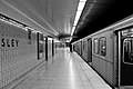 Wellesley TTC station bw.jpg
