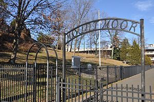 West Nyack, New York - Mount Moor Cemetery