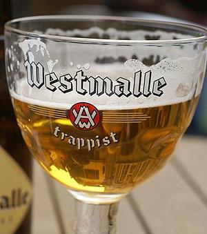 Trappist beer - Westmalle Tripel