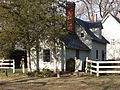 Weston Farmstead gatehouse and kitchen 07.jpg