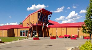 Whitecourt - Whitecourt's Forest Interpretive Centre
