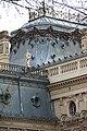 Widok z dziedzińca pałacu Poznańskiego 04.JPG