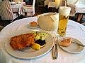 Wiener Schnitzel at Hotel Dermuth.jpg