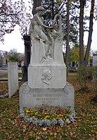 Wiener Zentralfriedhof - Gruppe 14A - Josef Weinlechner.jpg
